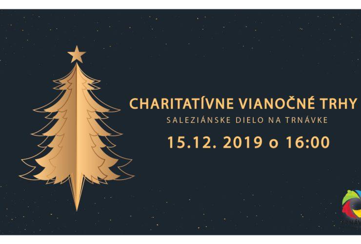 Pozývame vás na Charitatívne vianočné trhy 2019!