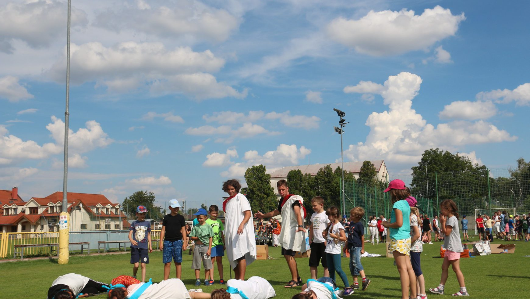 Júl s Trnávkou 3. turnus 1. deň | Ahoj Odyseus!